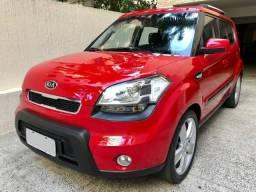 Kia Motors Soul Ex 1.6 Automático Novíssimo - 2011