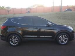 Hyundai, Santa Fe GLS 3.3 V6 Tiptronic 4X4, Blindado, 2014 - 2014