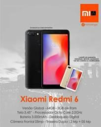 Redmi 6 // Xiaomi Maringá