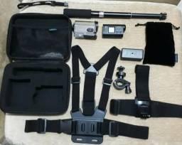 Usado, Filmadora Sony Action Cam Hdr-as20, WiFi, Full HD + Kit Accesórios comprar usado  Itabaiana