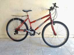 Bicicleta aro 26 ótimo estado
