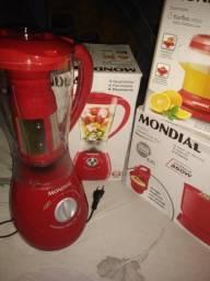 Vendo kit batedeira liquidificador espremedor de laranja zap 982157753