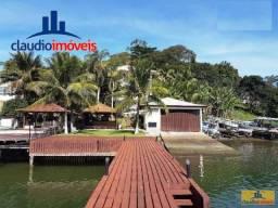 Casa à venda com 5 dormitórios em Enseada, Angra dos reis cod:BM229