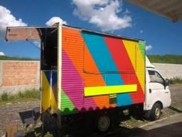 Troco Bau de Food truck super top so 18.000 - 2008