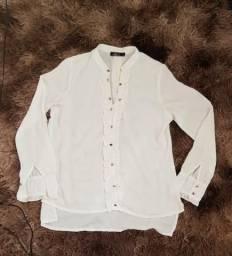 Camisa Silver Fox