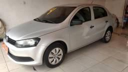 VW Voyage 1.6 Completo flex+gnv entrada + 48 de 699,00 - 2014