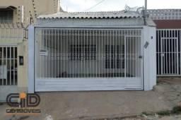 Casa com 2 dormitórios para alugar, 100 m² por r$ 1.100,00/mês - araés - cuiabá/mt
