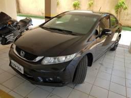 Honda Civic LXR ano 2015 completinho (novo) - 2015