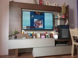Rack com Painel para TV até 60 Polegadas Madesa
