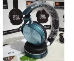 Headphone Jb950 Bluetooth Radio fm Cartão Memoria Micro Fone