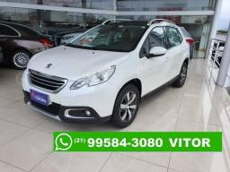 Peugeot 2008 - 2016 Griffe + Teto panorámico - 2016