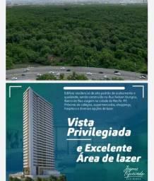 MLS// Apto de luxo em Boa Viagem!! com 146m² , 4 qtos, senso 02 suites,