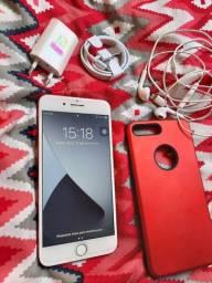 Iphone 7 plus red (ediçao limitada)