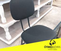 Cadeira fixa de escritório conservada de 99,99 por 59,99