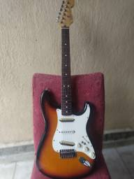 Guitarra Fender mexicana