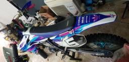 Moto YZ 250F 2004 motor 2015