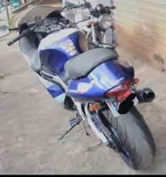 Vendo moto hayabusa