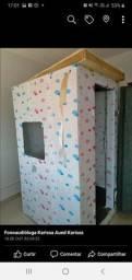 Cabine para Audiometria