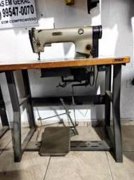 Máquina Industrial Reta
