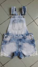 Macaquito Renner jeans menina perfeito por como novo 50 reais.