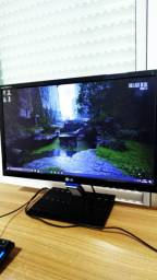 Monitor LG gamer painel ips 22""
