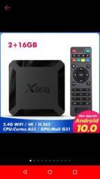 Tv box X96Q