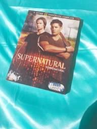 Box 8 temporada completa Supernatural