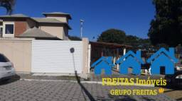 Casa de 2 qrts ( suítes),piscina e área gourmet,Iguaba Grande,Centro.