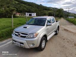 Hillux CD 4x4 SRV 2006 Diesel