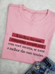 Tshirt feminina