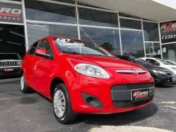 Fiat Palio 2017 Attractive Completo 1.0 8V Flex 4 Portas 52.000 Km Novo Revisado