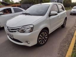 Vendo Toyota Etios platinum