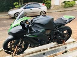 Kawasaki Zx 10 r para autódromo