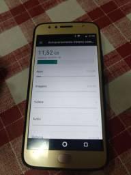 Moto G5S plus 32gb memória interna, 3 de RAM