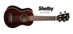 Ukulele Soprano - Shelby By Eagle - Su21r Rosewood Com Capa
