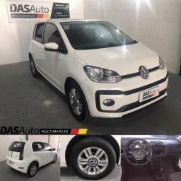 VW Up Move 1.0 Imotion 2019 - Único Dono, Baixa Km