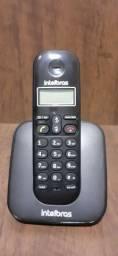 Telefone sem fio Intelbras TS3110 Identificador de chamadas