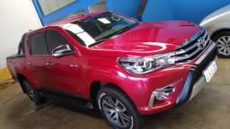 Toyota hilux srx 2.8 2016