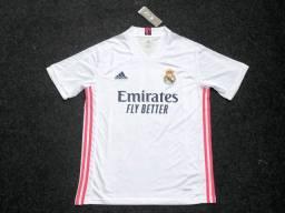 Camisa real madrid 2020/21
