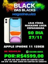Iphone 11 128GB a Pronta entrega Magazine Luiza Copacabana