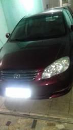 Vendo ou troco Corolla automatico 2003 e 2004