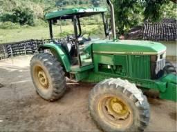 Trator John Deere 6605 4x4