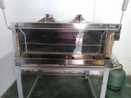 Vendo forno industrial com infravermelho