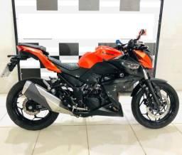 Moto Kawasaki Z 300 - Ano 2015/16