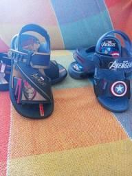 Calçados pra menino
