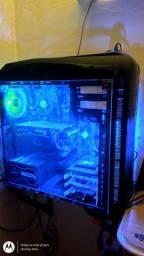 Vendo/Troco por moto Pc Gamer i3 6100, 8GB ddr4, ssd 240GB, Placa de Video 2GB Gtx 660Ti