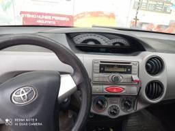 Toyota Etios Hatch XLS 2013
