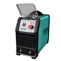 Máquina de Solda Inversora Tig 200 Amp 127/220V (Novo de Loja)