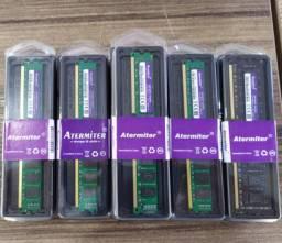 Memória DDR3 para PC 2Gb, 4Gb e 8Gb nova com garantia