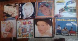 Lotes disco da Xuxa não e boneca